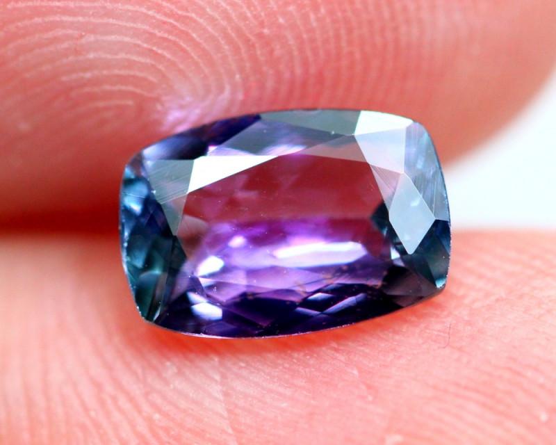 1.57cts Violet Blue D Block Tanzanite / BIN211