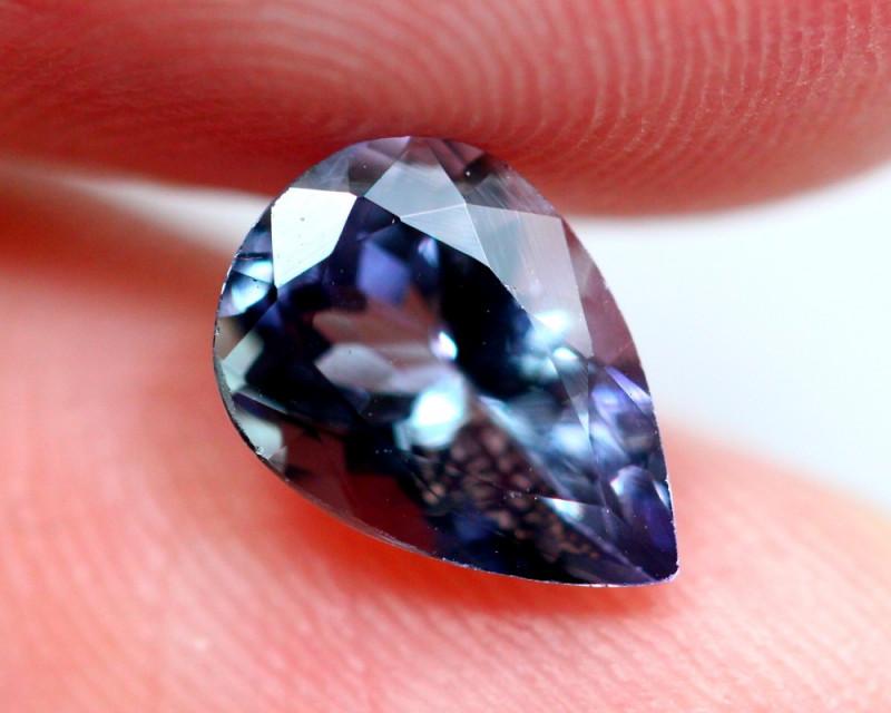 1.51cts Violet Blue D Block Tanzanite / BIN219