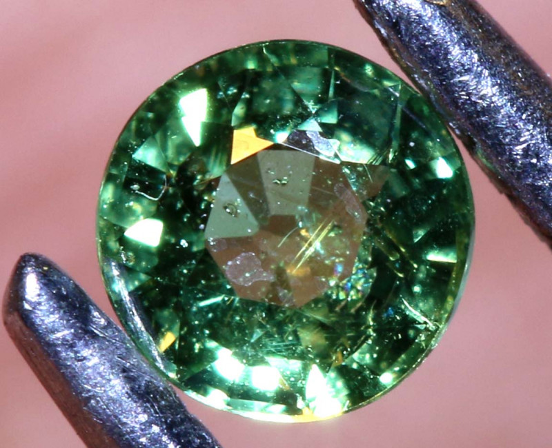 0.20 CTS AFRICAN SAPPHIRE  FACETED   CG- 2736
