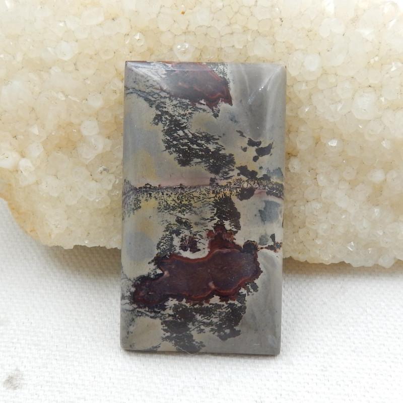 Chohua Jasper, Rectangle cabochon, Chohua Jasper Bead ,jewelry making E51