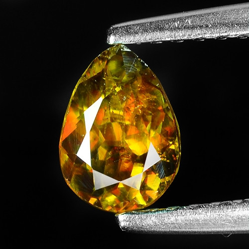 Mind Blowing Fire Chrome Sphene ~ SP44
