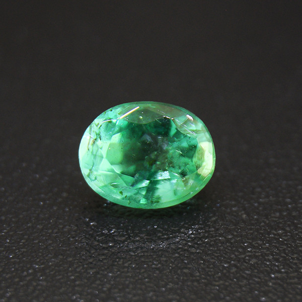Emerald  No Oil/Untreated Certified  0.55 Ct. (01636)