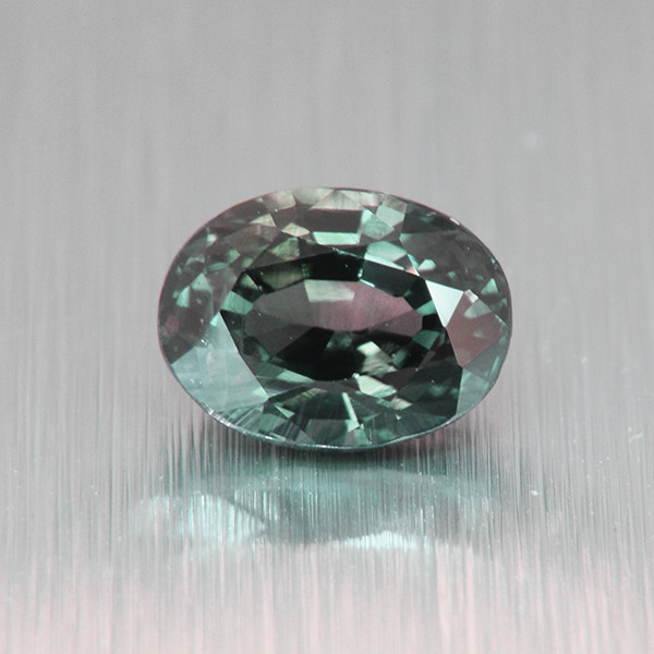 Certified Green Sapphire 1.19ct (01631)