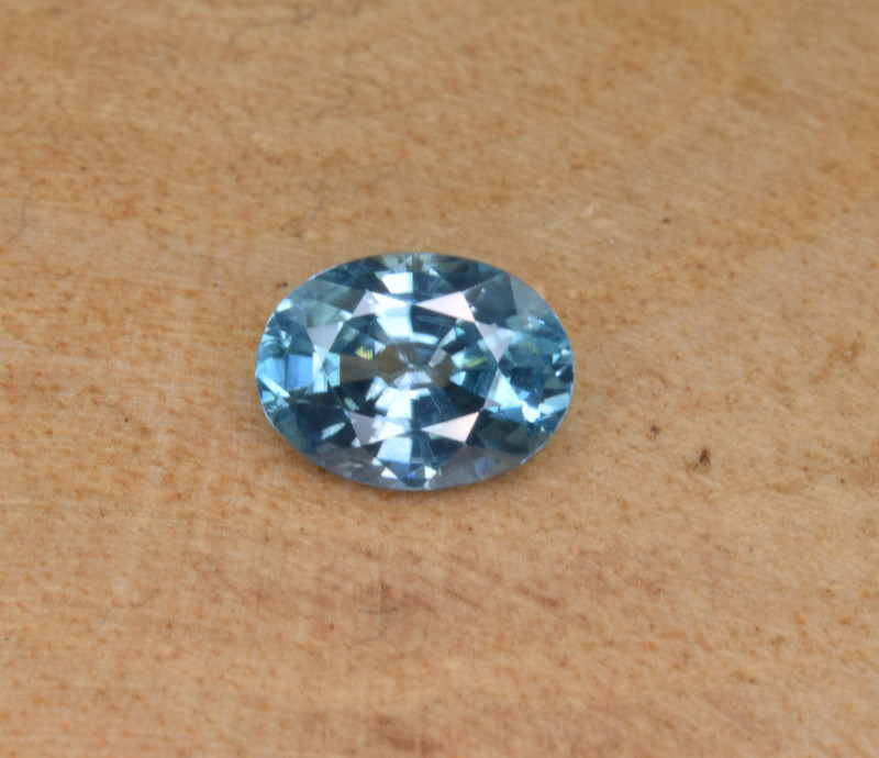 Natural Blue Zircon 1.73 Cts Top Luster Gemstone