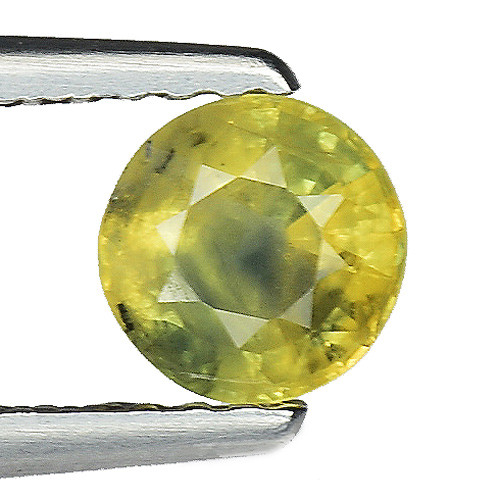 0.66 Ct Yellow Sapphire Top Quality  Gemstone. YS 05