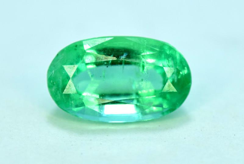 1.20 Carats Panjshir Emerald Gemstone