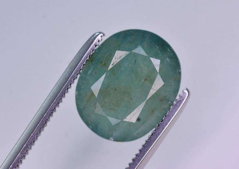 Incredible color 3.75 Ct Natural Grandidierite Gemstone