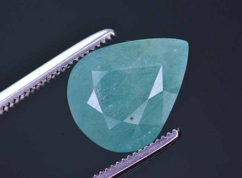 Incredible Color and Quality  3.40 Ct Natural Grandidierite Gemstone