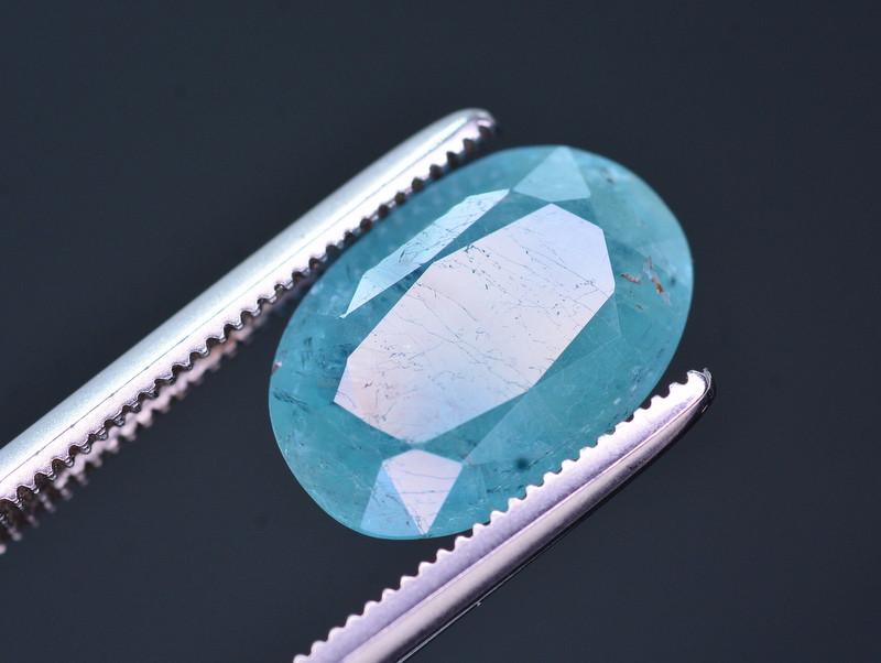 Incredible Quality Color  2.25 Ct Natural Grandidierite Gemstone