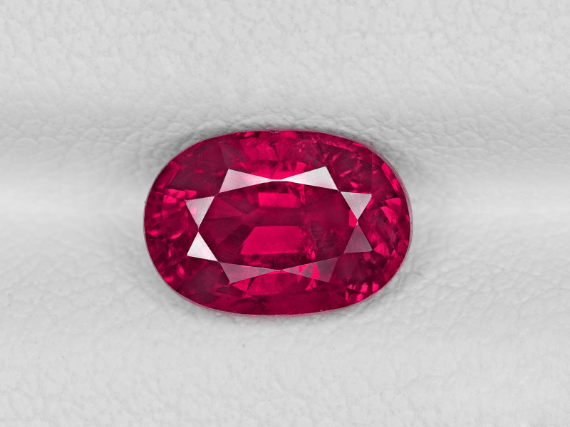 Ruby, 2.02ct - Mined in Mozambique | Certified by GIA