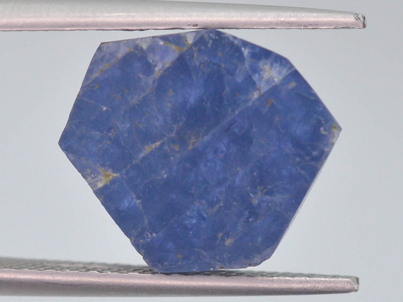 4.65 ct NATURAL Sapphire Slice Madagascar