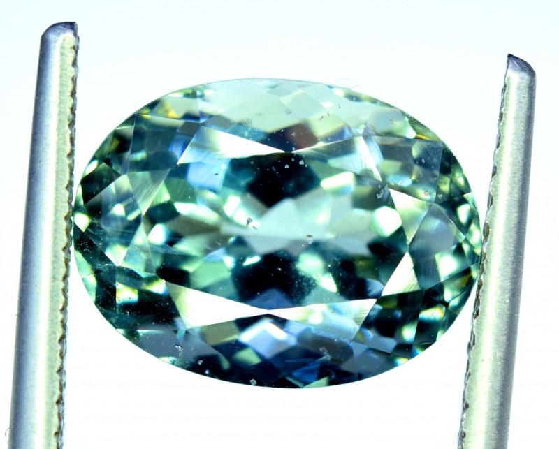 7.75 cts Natural Aquamarine  Gemstone