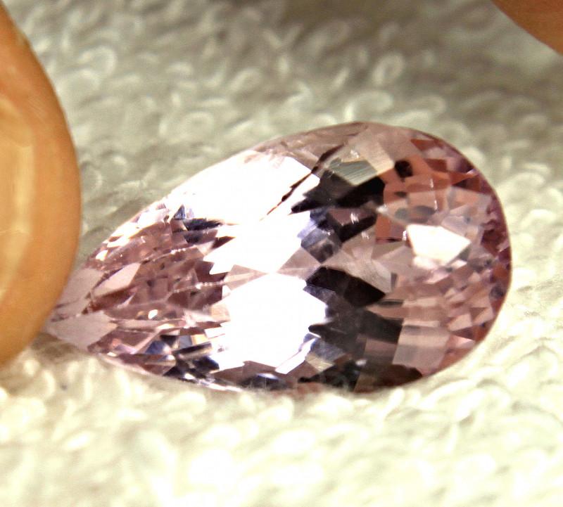 17.17 Carat Pink Brazilian VVS Kunzite - Lovely Stone