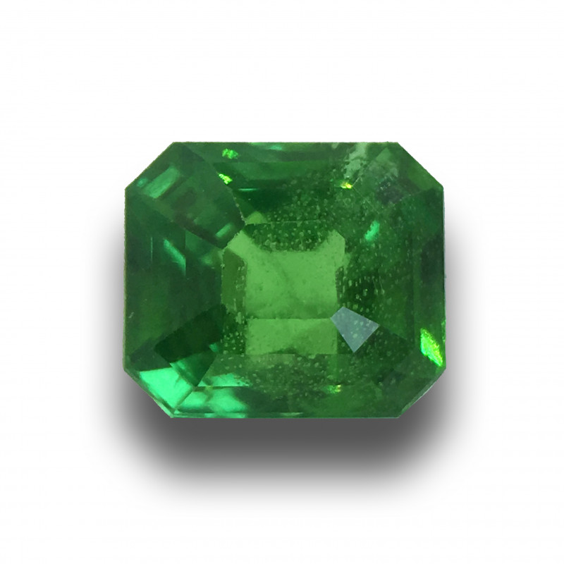 Natural Tsavorite|Loose Gemstone| Sri Lanka - New