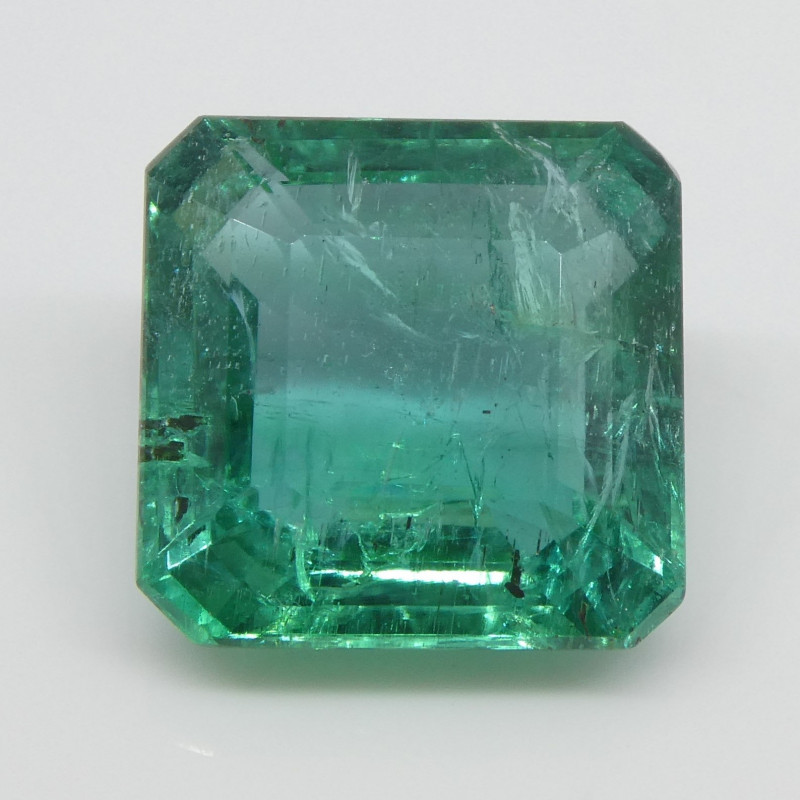 3.36ct Emerald Cut Emerald