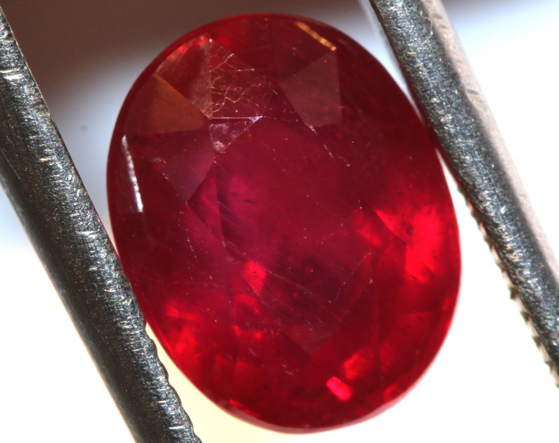 4.38 CTS RUBY NATURAL FACETED STONE CG-2743