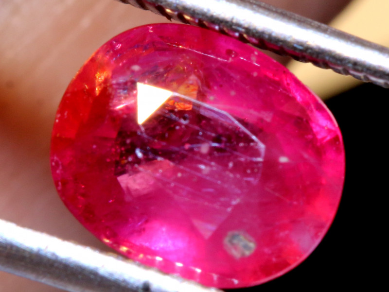 2.51 CTS RUBY NATURAL FACETED STONE CG-2749