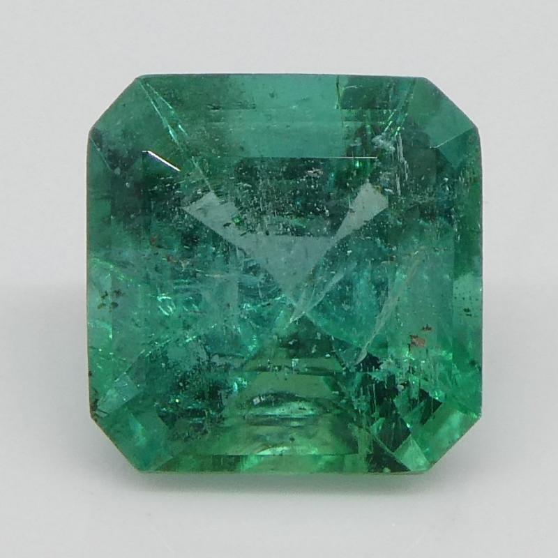 0.95ct Emerald Square