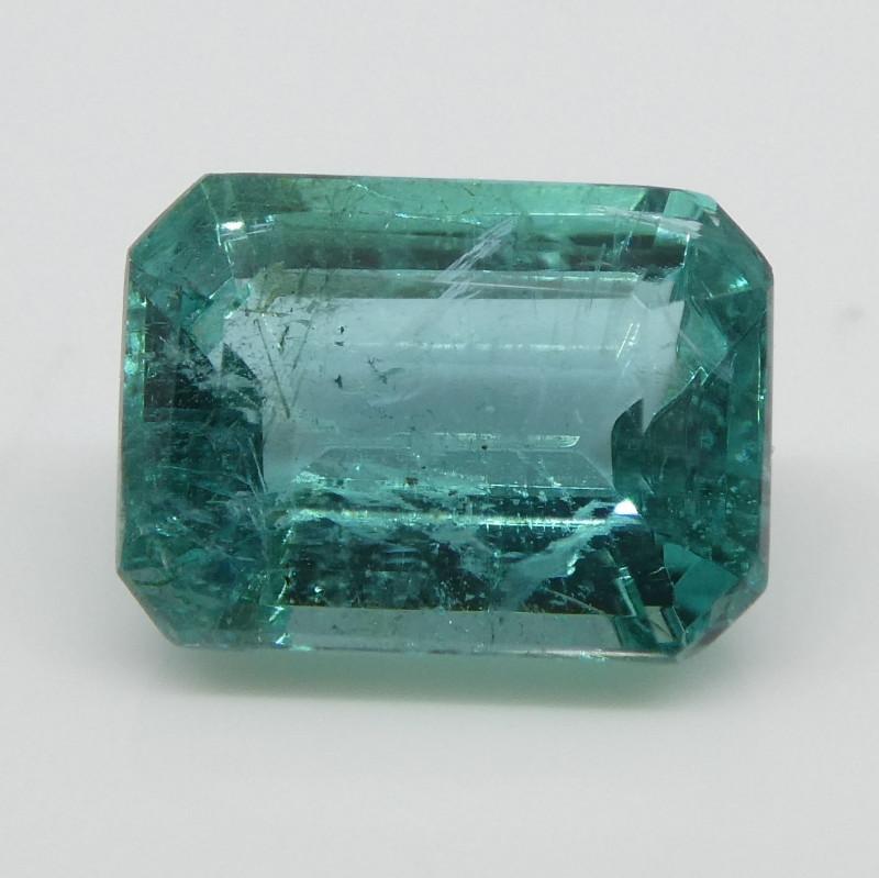 1.78ct Emerald Cut Emerald