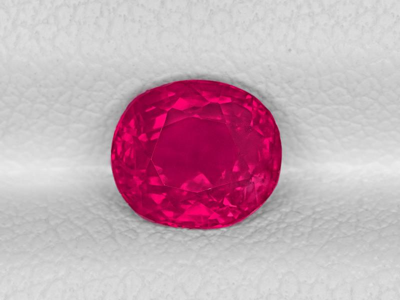 BURMA Ruby, 1.39ct - GIA Certified