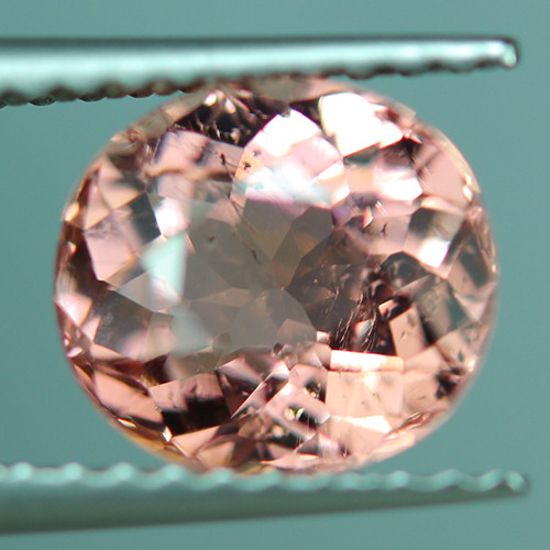 1.61 CT Padparadscha Color Copper Bearing Mozambique Tourmaline - PT444