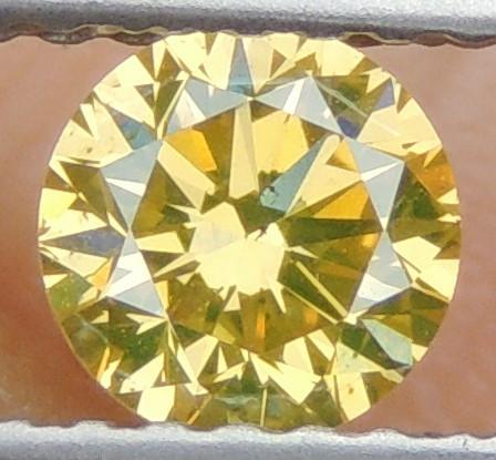 Diamond,  Untreated,   Fancy