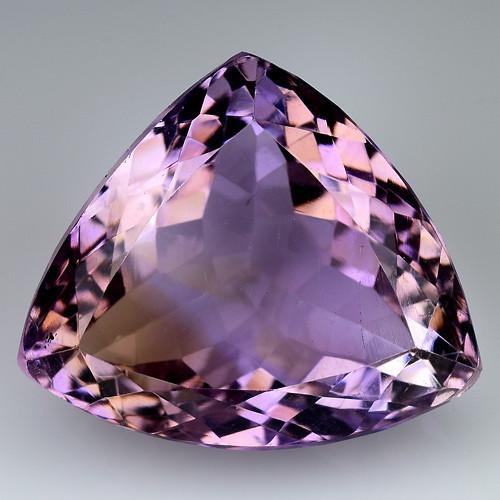 18.16 Ct Natural Ametrine Top Quality Gemstone. AM 10