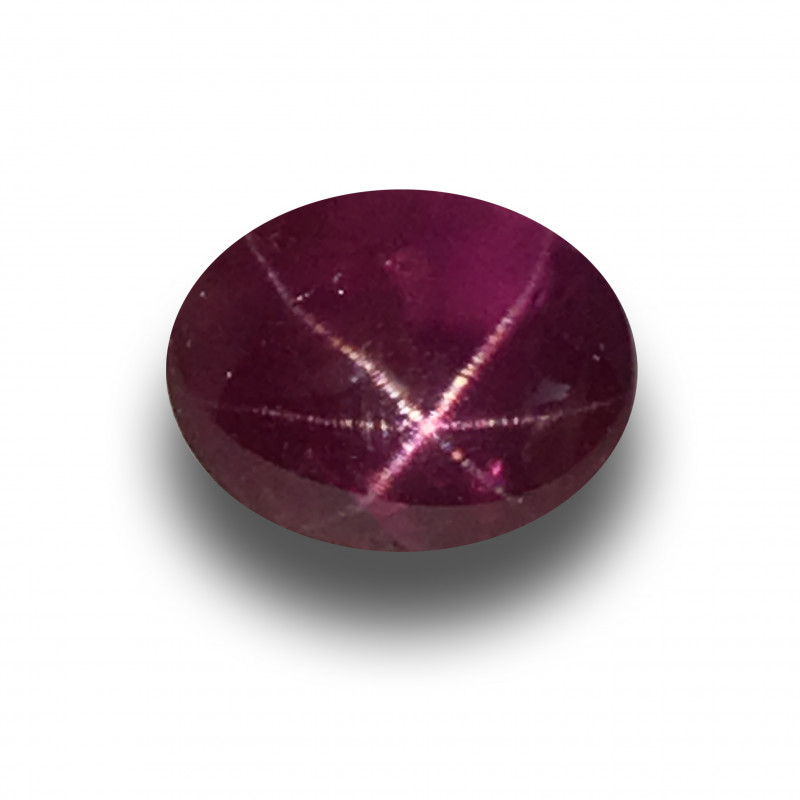 Natural Unheated Pink Star Sapphire | Sri Lanka - New