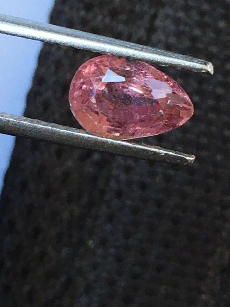 Natural Unheated Padparadsha  Loose Gemstone New  Sri Lanka