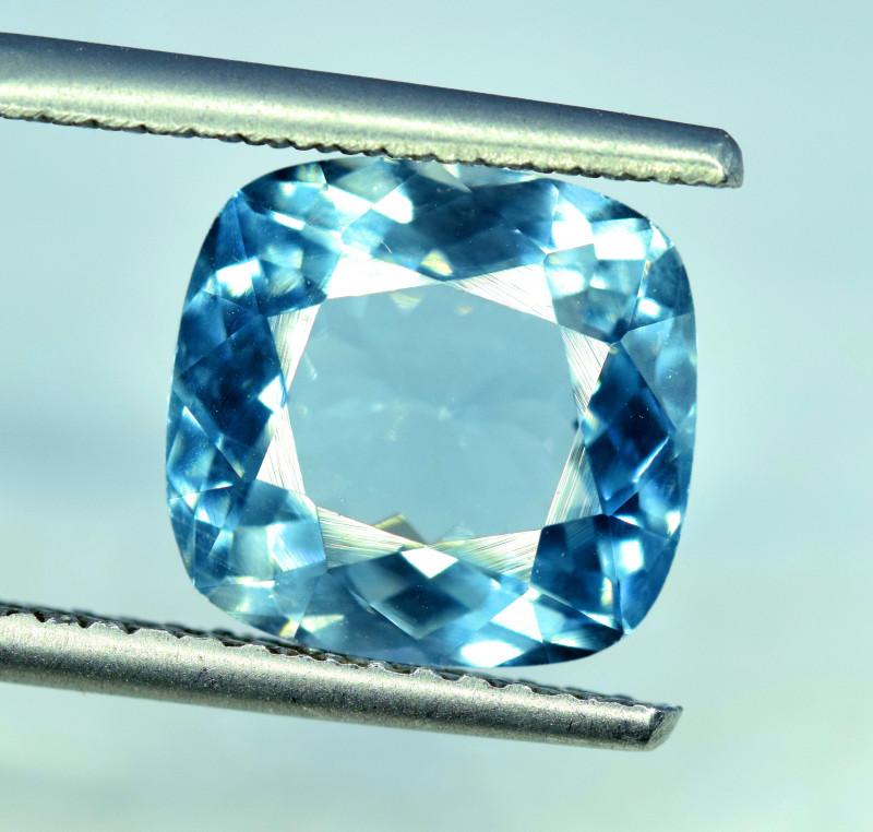 5.00 Carats Natural Untreated Aquamarine Gemstone