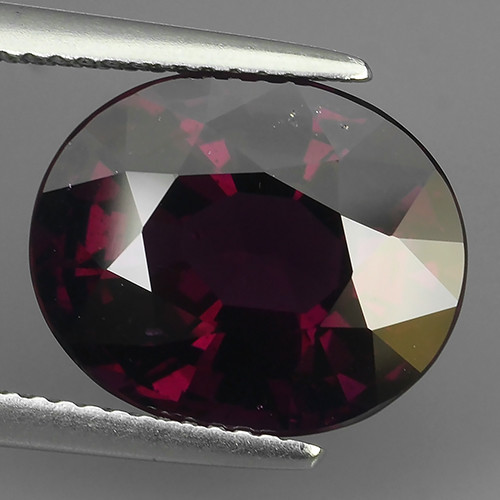WOW!!10.05 CTS AWESOME HUGE NATURAL RHODOLITE GARNET!!