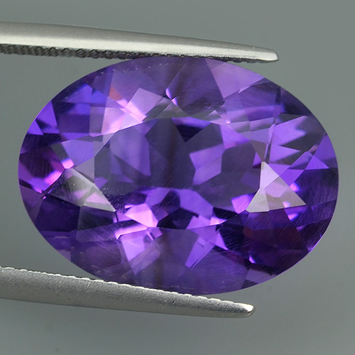 Private Auction 14.95 CTS INCREDIBLE PURPLE AMETHYST URUGUAY VVS