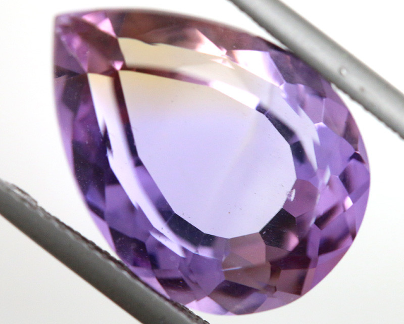 11 CTS  NATURAL AMETRINE FACETED GEMSTONE BG-400