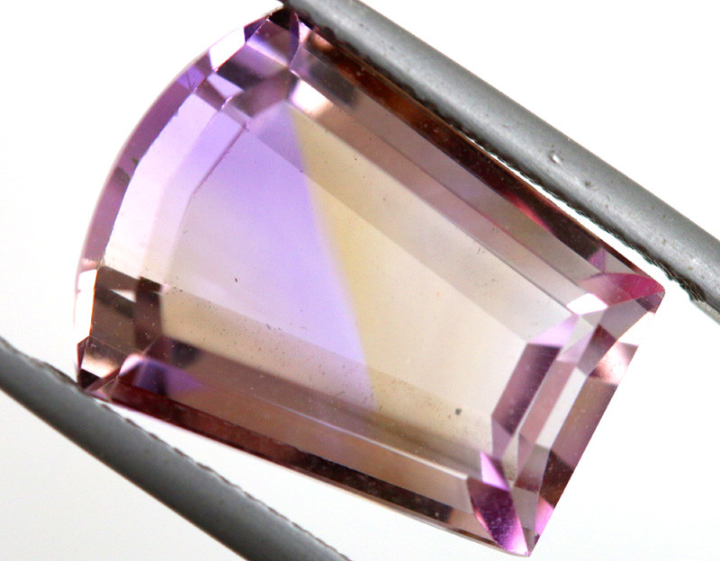 11 CTS  NATURAL AMETRINE FACETED GEMSTONE BG-405
