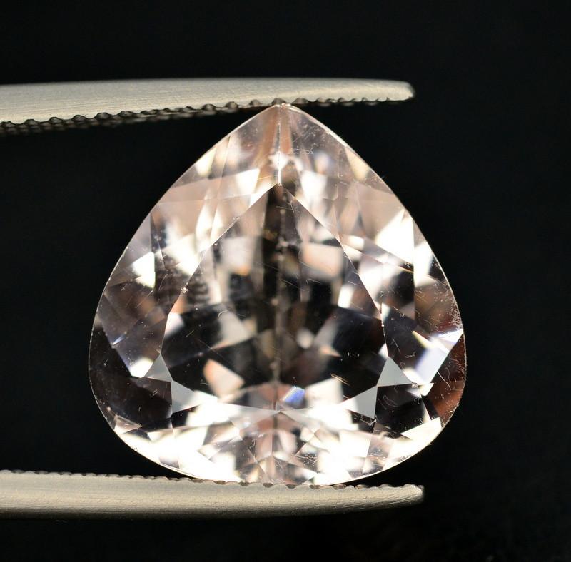 Top Quality 6.85 Ct Natural Morganite