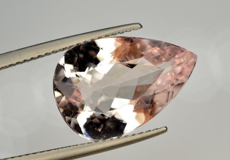 Top Quality 6.35 Ct Natural Morganite
