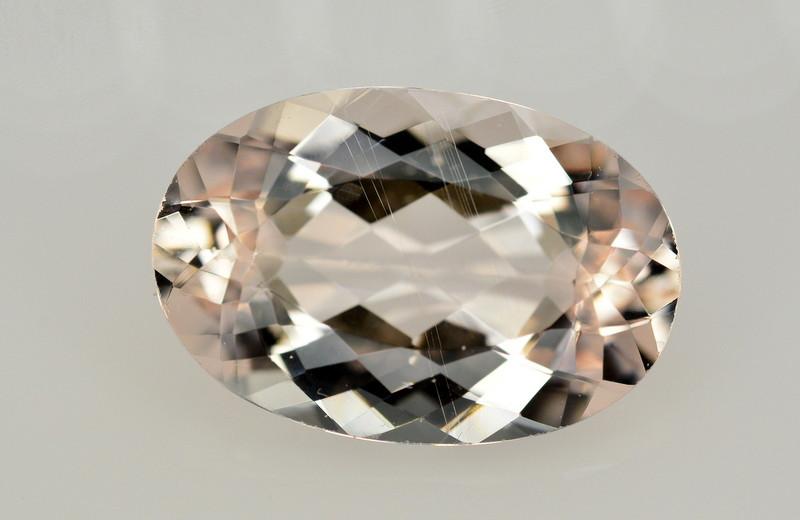 Top Quality 6.95 Ct Natural Morganite