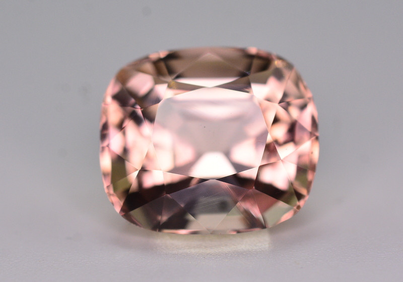 Amazing Color 7.80 Ct Natural Pinkish Brown Tourmaline