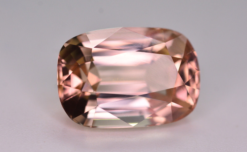 Amazing Color 8.10 Ct Natural Pinkish Brown Tourmaline