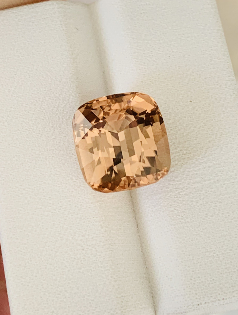 Black Friday sale ~Amazing Color 8.55 Ct Natural Pinkish Brown Tourmaline
