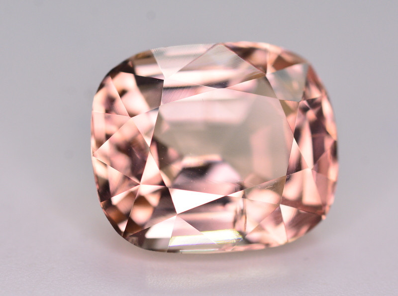Amazing Color 9.55 Ct Natural Pinkish Brown Tourmaline