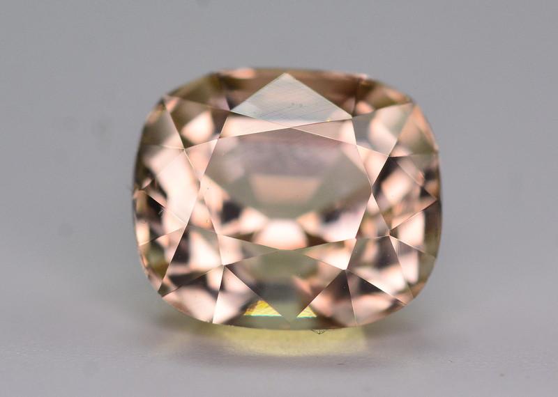 Amazing Color 4.70 Ct Natural Pinkish Brown Tourmaline