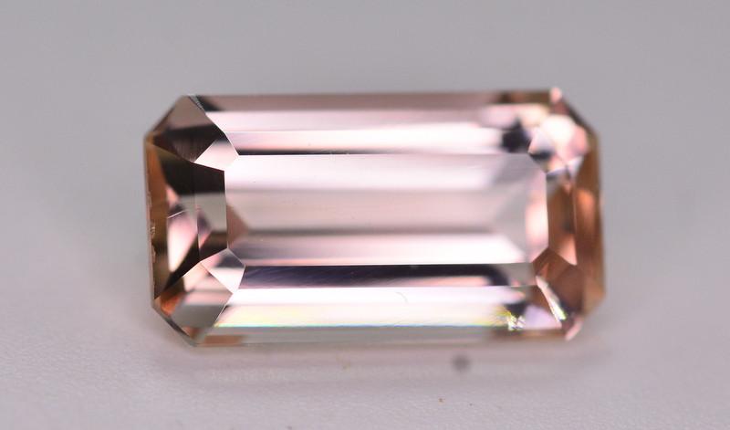 Amazing Color 4 Ct Natural Pinkish Brown Tourmaline