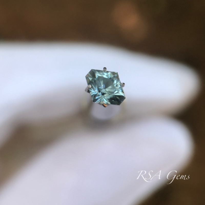Montana Sapphire - 0.68 carats