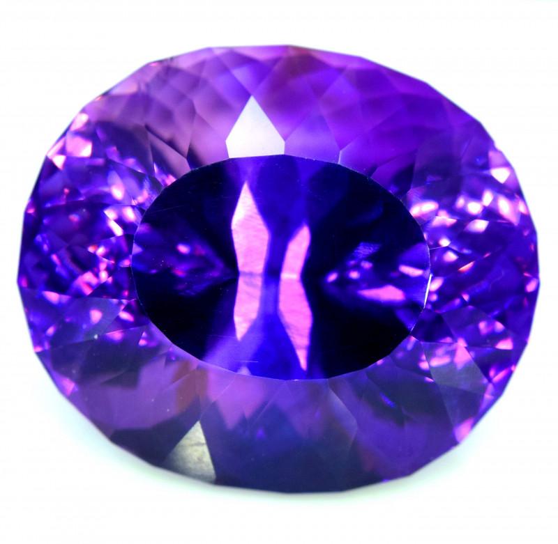 72.50 cts Natural Amethyst Gemstone