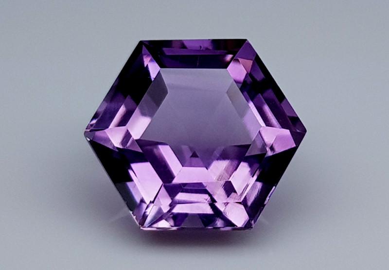 4.35 Crt Fancy Amethyst Natural Gemstones JI41