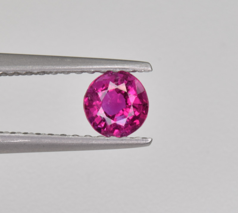Natural ruby 0.47 Cts Top Quality from Afghanistan