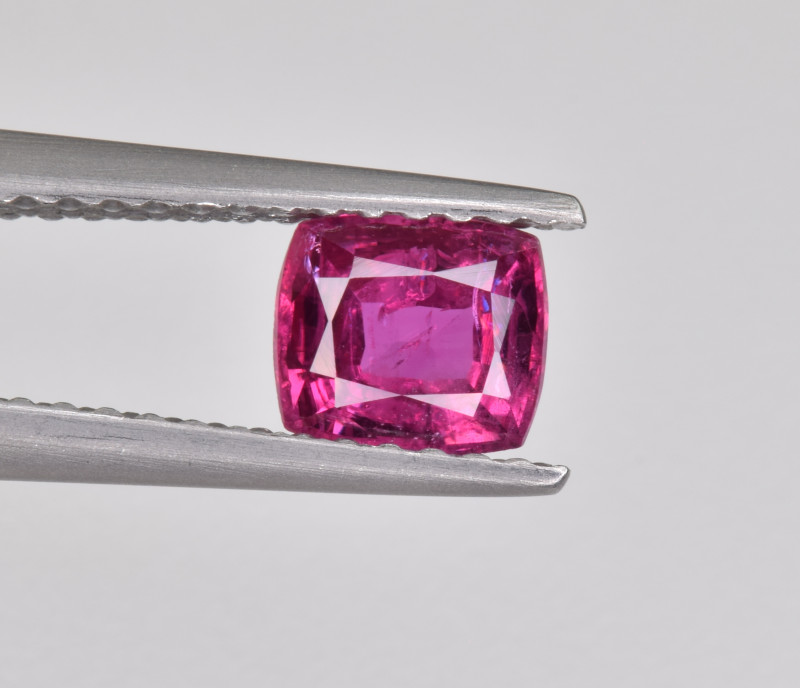 Natural ruby 0.71 Cts Top Quality from Afghanistan