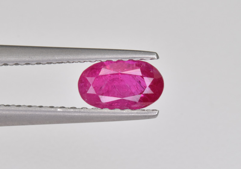 Natural ruby 0.82 Cts Top Quality from Afghanistan