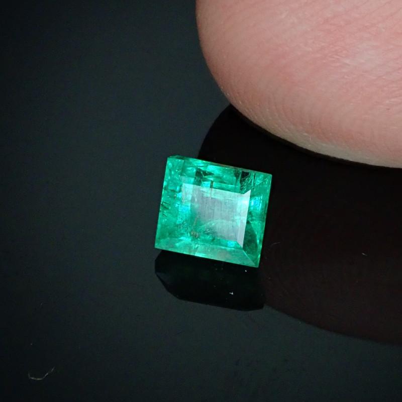 1.06ct  Panjshir Emerald